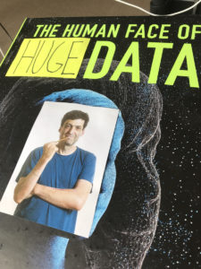 The human face of huge data | Dan Ariely book