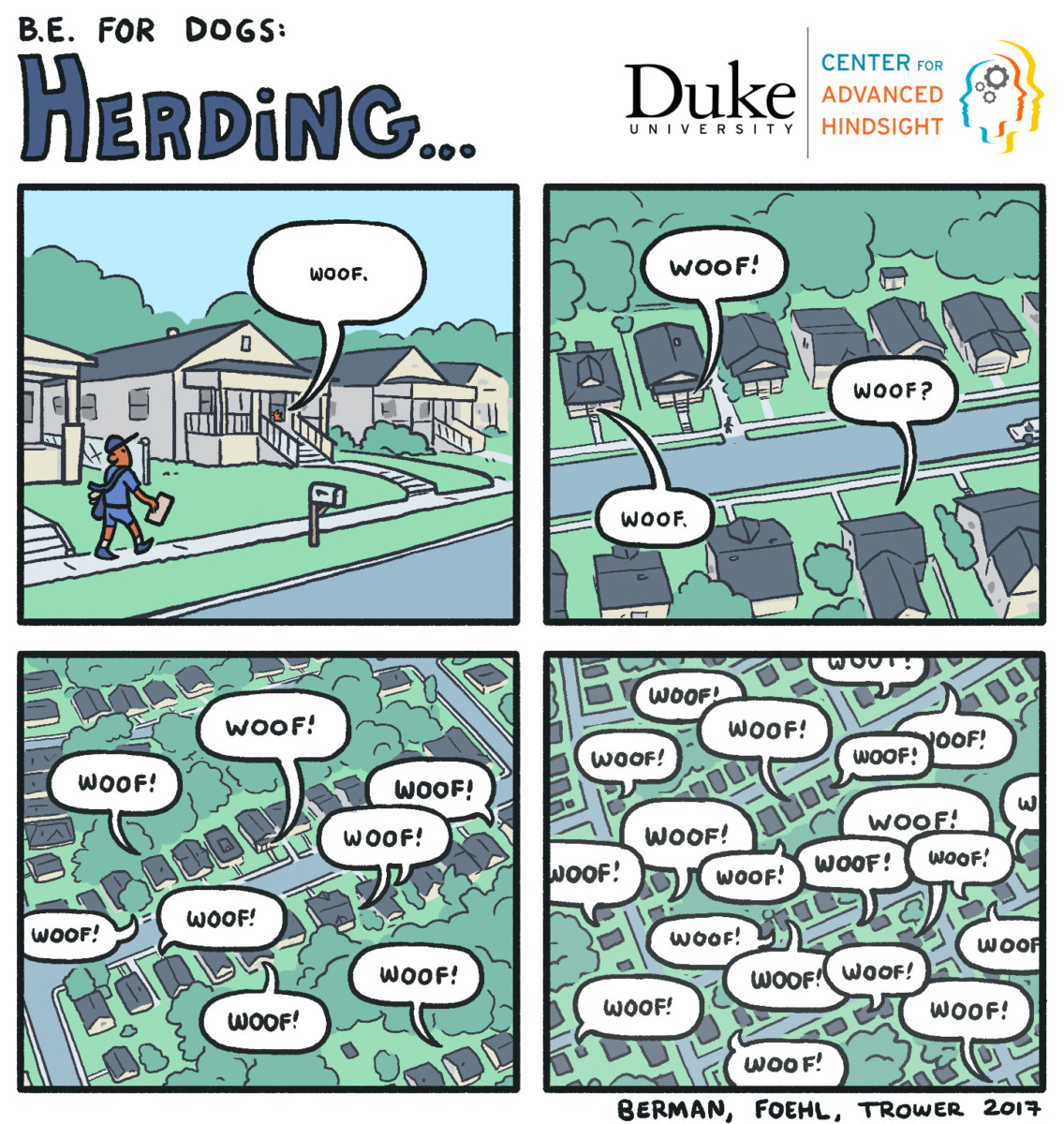 herding behavior | Behavioral economics | Center for advanced hindsight